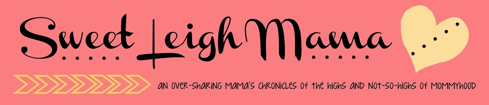 Sweet Leigh Mama - Atlanta Mommy Blog