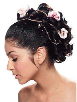 Cómo hacer un hermoso peinado de novia Easy Updo YouTube - Como Hacer Peinados Para Boda