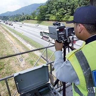 speed trap polis diraja malaysia