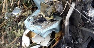 Gambar Situasi Terkini Kecelakaan Pesawat Sukhoi Superjet 100 di Gunung Salak | 14 Mei