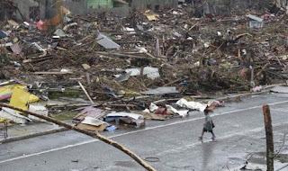 Benarkah Karena Merobohkan Masjid Filipina Dilanda Topan Haiyan?