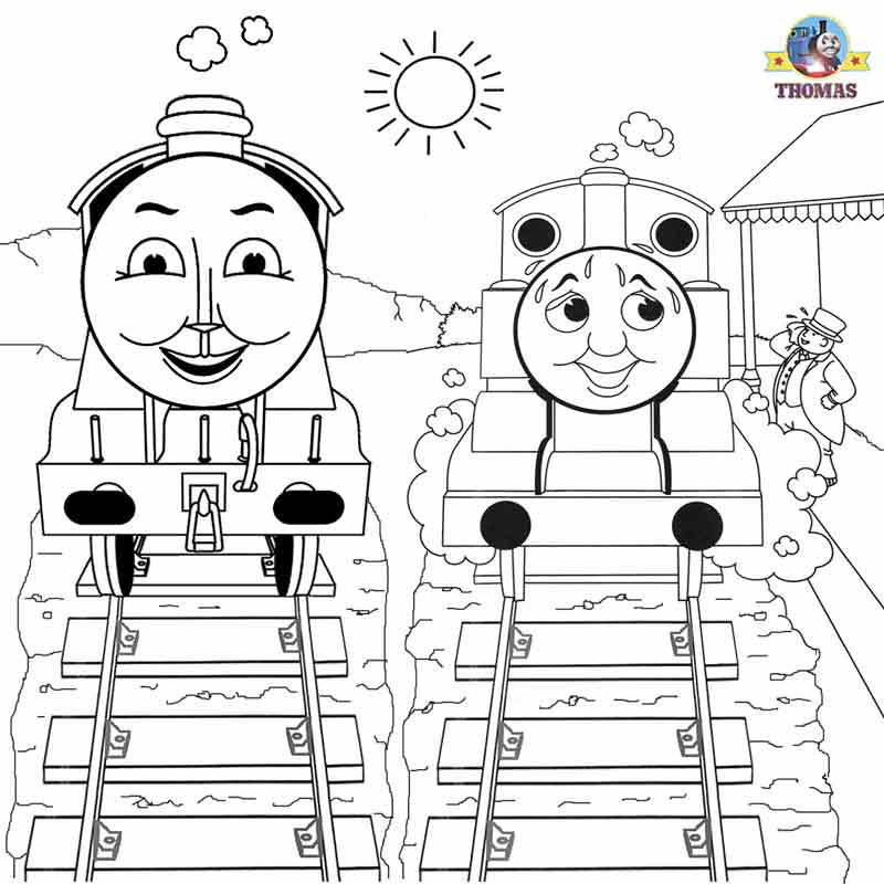train coloring pages games cool - photo#13