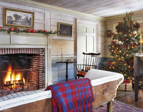Cottage Flavor Christmas All Through The House
