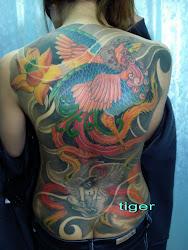 tattoo lady (ลายสักหญิง)