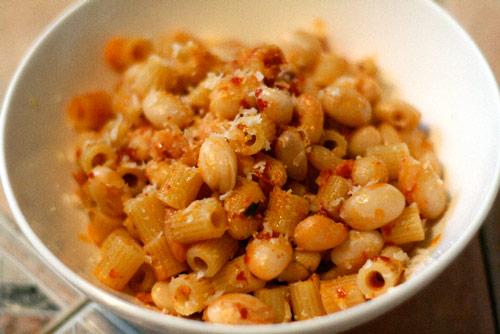 recipes: Pasta Fagioli recipe
