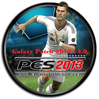 Update PES 2013 Galaxy Patch 2013 v3.0 Terbaru
