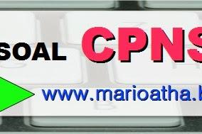 Latihan Soal Online CPNS 2 tentang pengetahuan umum