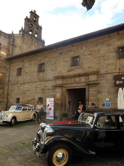 Puertas abiertas Hotel San Roque (Balmaseda) Parte I