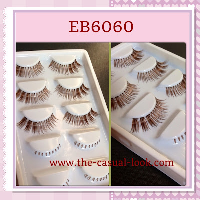 Dolly false eyelashes
