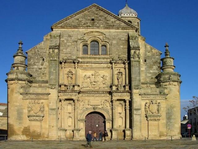 Periodo isabelino for Arquitectura sacro