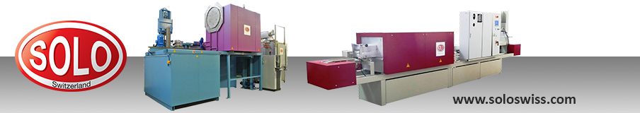 SOLO Swiss - Atmosphere Furnaces for Metal Heat Treatment