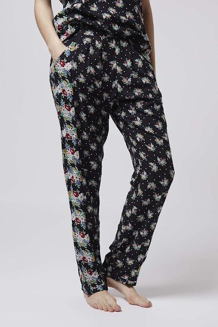 topshop pyjama bottoms,