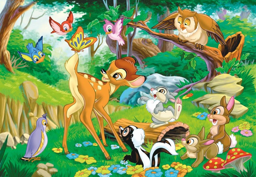 Cinema cinema cinema: viaggio nel mondo disney: bambi