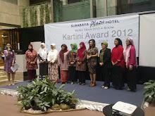 Finalis Kartini Award 2012