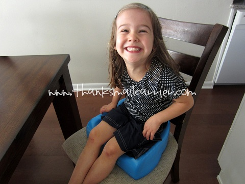 toddler booster seat