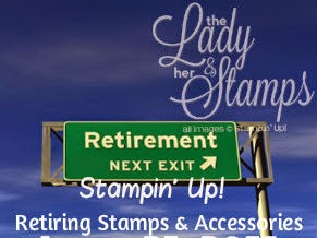 Stampin' Up! Retirement List & Sale