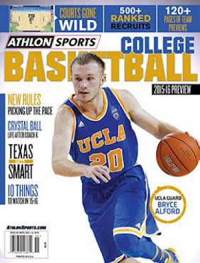 Athlon 2015-16 Preview (click on Bryce to peruse)