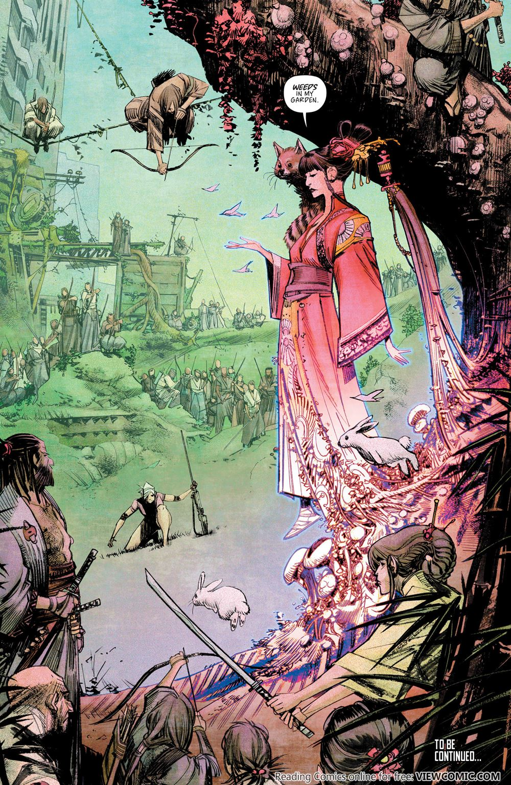 Tokyo Ghost Viewcomic Reading Comics Online For Free