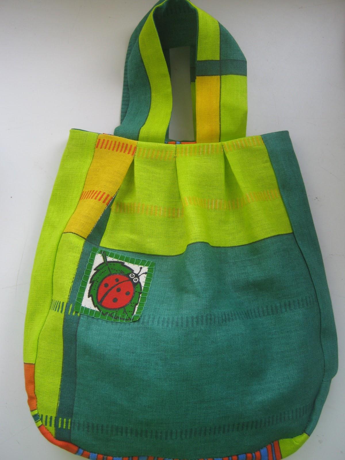 Как сшить сумку для садика