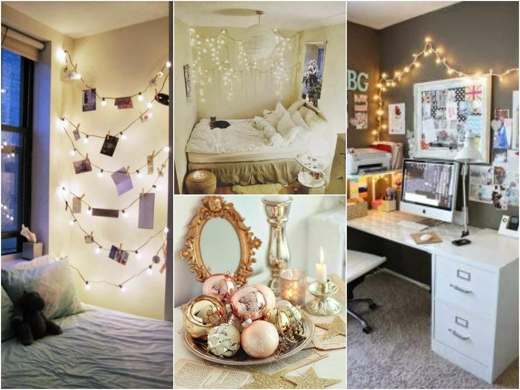 Decorating Ideas > THE DRAMA QUEEN CONFESSES Bedroom Dorm Room Christmas  ~ 231020_Dorm Room Christmas Decorations