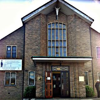 Rekolekcje wielkopostne w Peterborough (UK). Marzec 2013