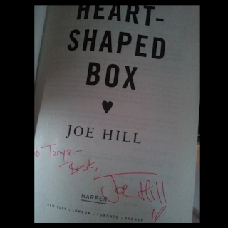 Being a Loser, Meeting Joe Hill and $15.00 Parking