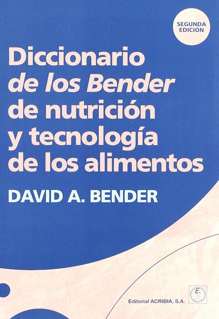 Ingenieria y tecnologia de los alimentos diccionario de for Quimica de los alimentos pdf