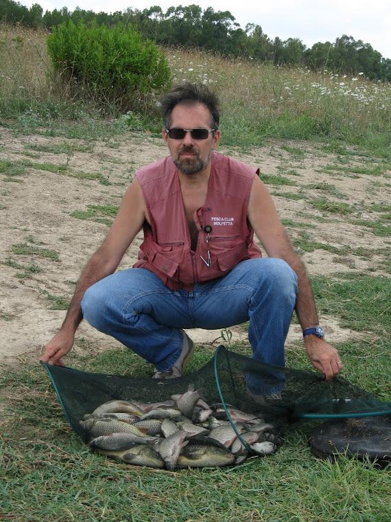 6 agosto 2009 - Lago Locone