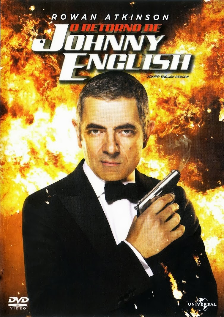 O Retorno de Johnny English – Dublado (2011)