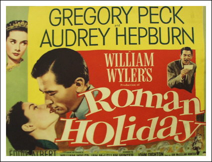 """Roman Holiday"" (1953)"