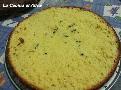 La cucina di alice torta di compleanno stracciatella e - La cucina di alice ...