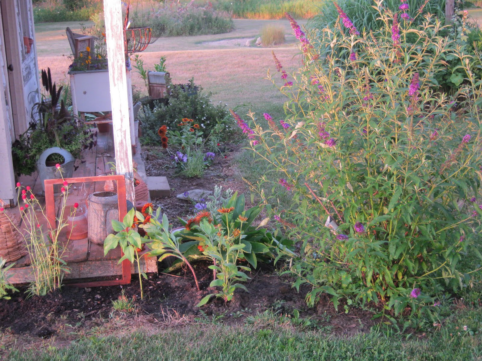Primitive Passion Decorating My Easy Country Garden