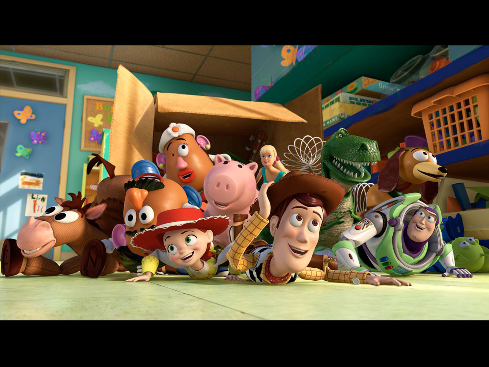 Top Three Toys Of 2012 : Wallpapers toy story