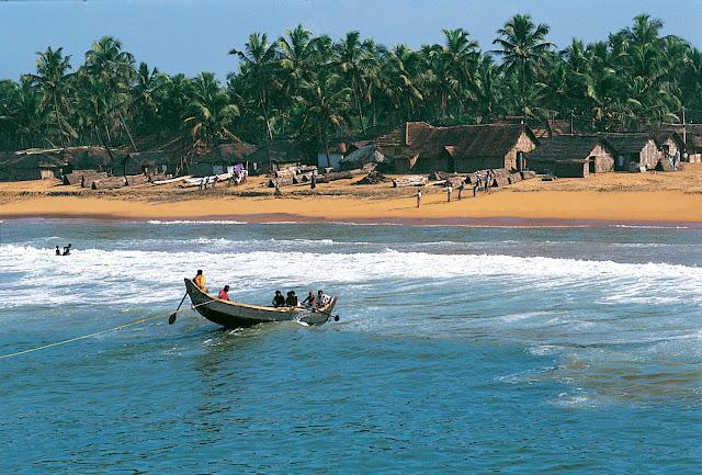 Kovalam Beach,Kerala