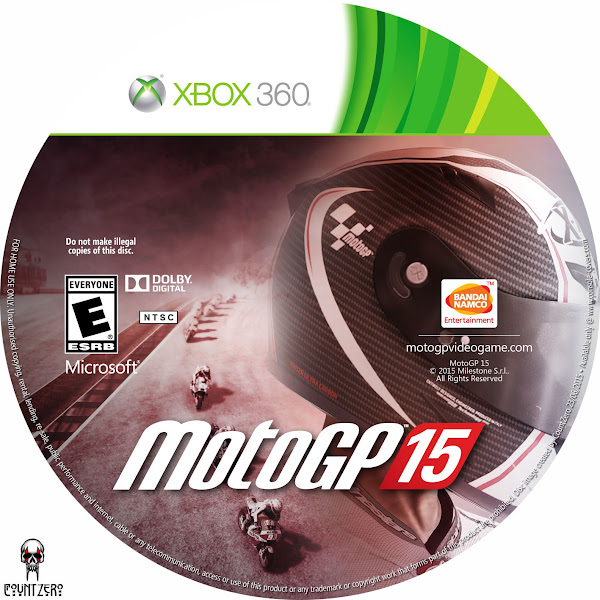 Label MotoGP 15 Xbox 360
