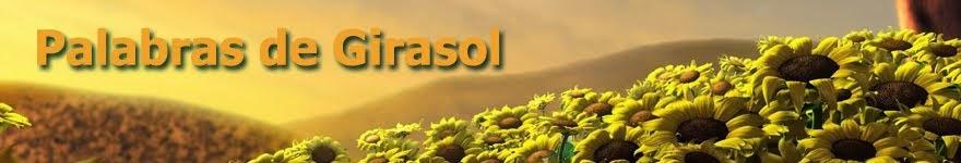 Palabras de Girasol