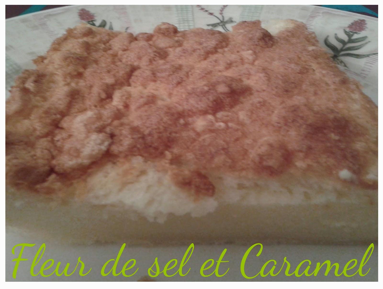 Gâteau magique saveur des îles