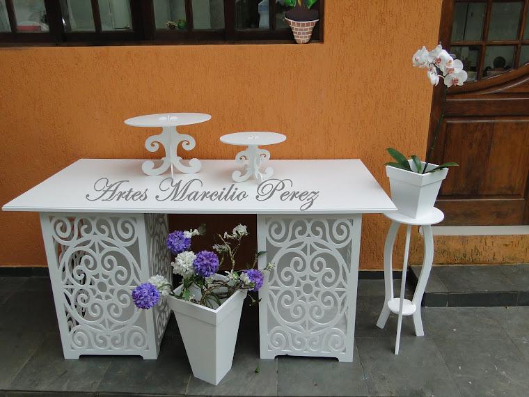 Mesa provençal Esplendor R$ 510,00