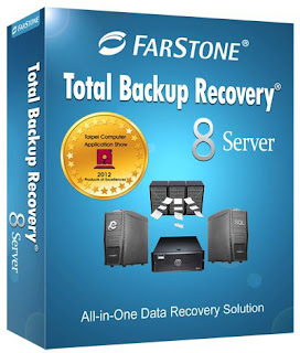 FarStone Total Backup Recovery Server 8.3 Build 20120910 | 375 MB