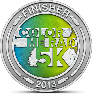 Color Me Rad 2013