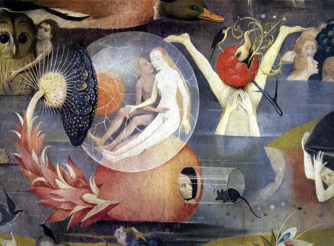 Hieronymus Bosch - Magazine cover