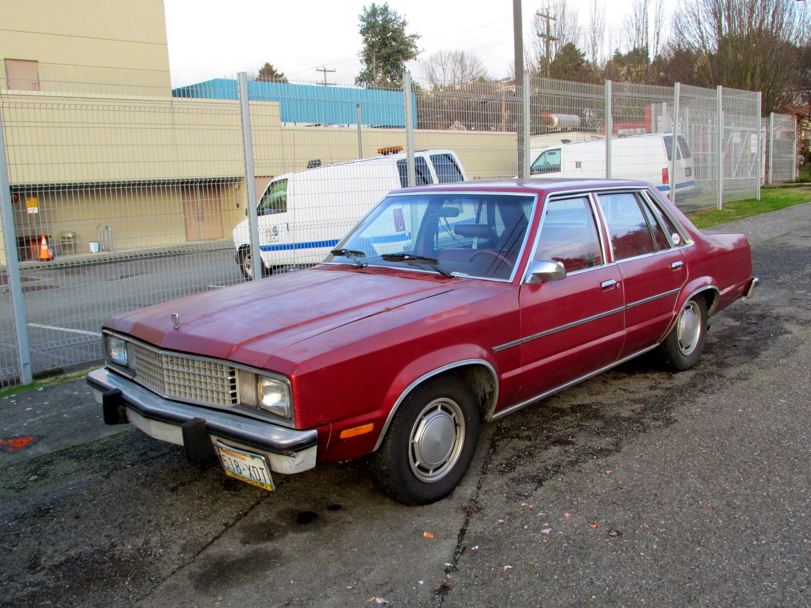 1979 ford fairmont sedan