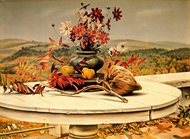 Clarence Holbrook Carter 1904-2000 | American Symbolist painter