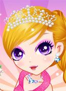 Итальянская принцесса - Онлайн игра для девочек