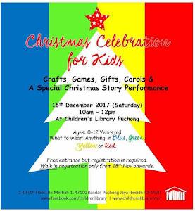 Christmas Celebration: 16 December 2017