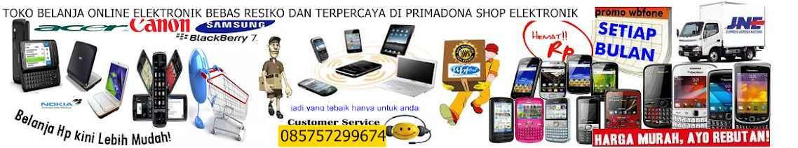 PRIMADONA SHOP ELEKTRONIK