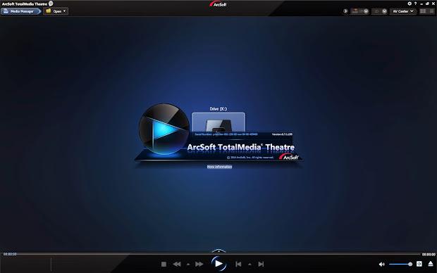Arcsoft totalmedia 3.5 rus