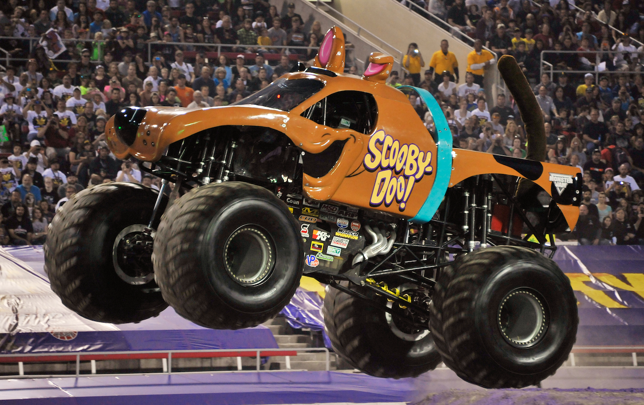 Monster jam 2018 coupon code
