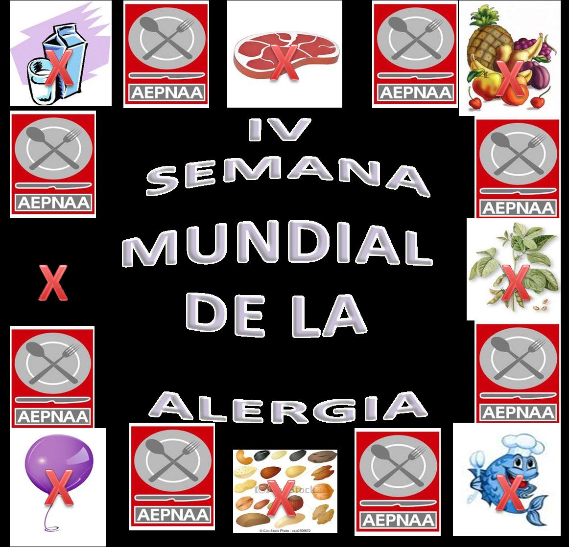 Semana mundial de la alergía Hospital Clínico San Cecilio.