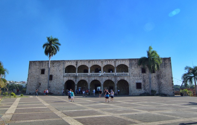 Museo Alcázar de Colon en Santo Domingo